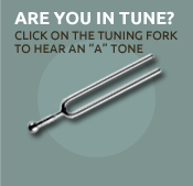 Are you in tune?